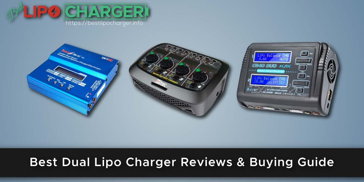 Best Dual Lipo Charger