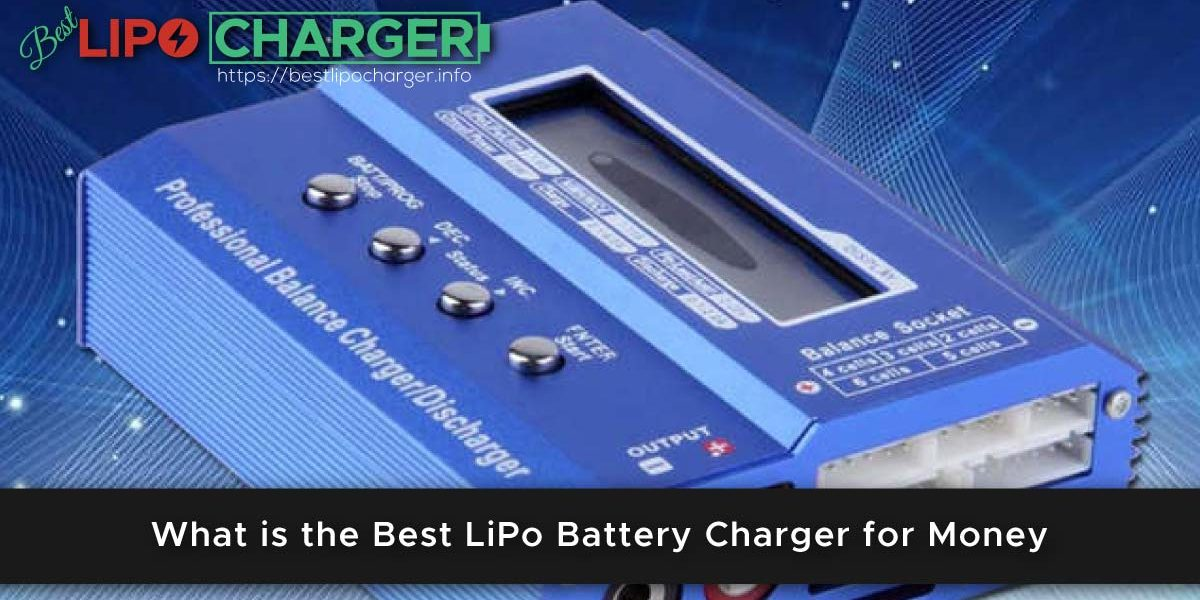 What is the Best LiPo Battery Charger for Money